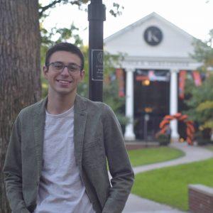 Civic Engagement Scholar Mihail Naskovski