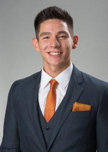 Civic Engagement Scholar Anthony Soria
